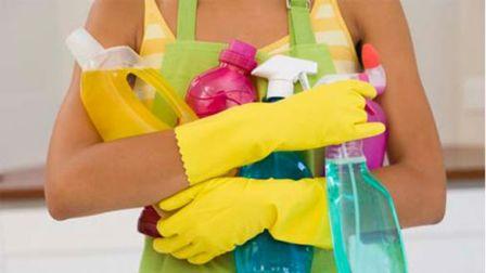 Как оградить себя от вредного воздействия бытовой химии