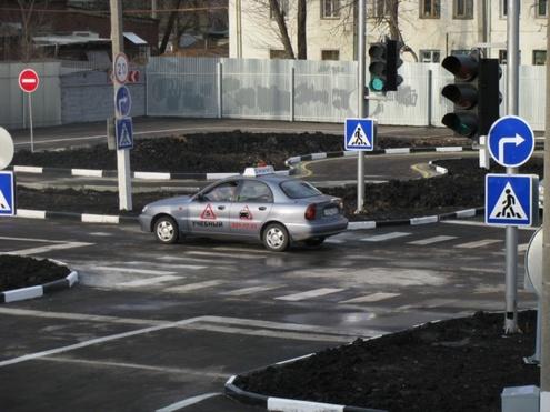 Как сдать на водительские права? Основные упражнения для сдачи экзамена