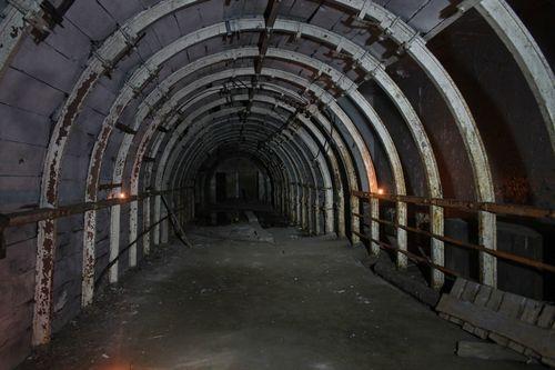 заброшенная шахта метро диггерам