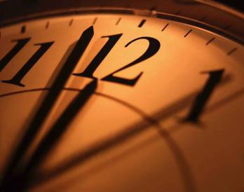 неумолимо тикающие часы