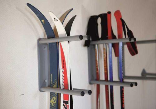 Как правильно хранить лыжное снаряжение?