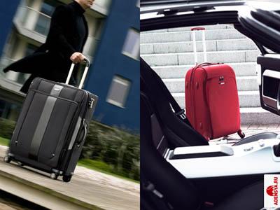 чемоданы в дорогу