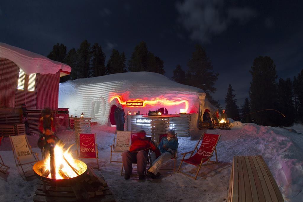 Как нетрадиционно отдохнуть: 5 умопомрачительных ледяных отелей
