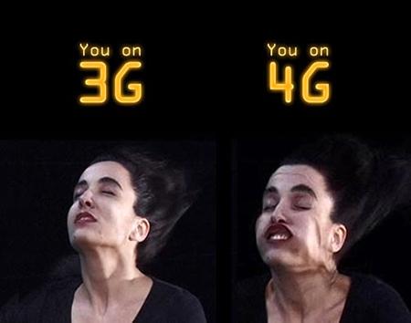 Система передачи данных 4G