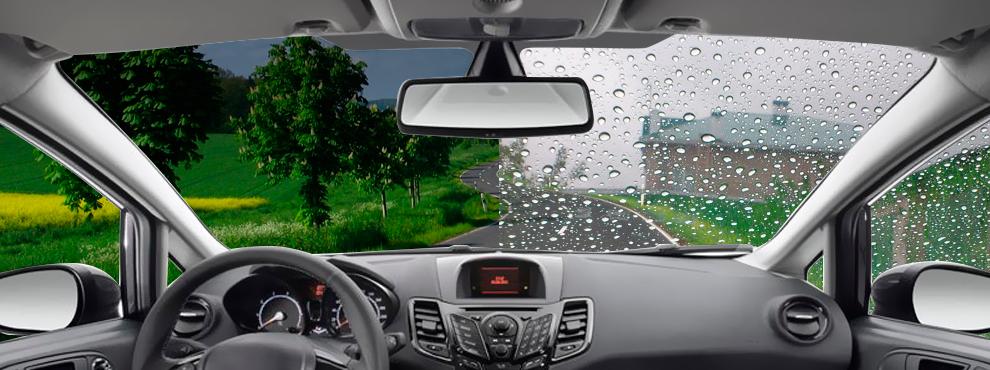 Как самим приготовить средство от дождя и льда для лобового стекла автомобиля