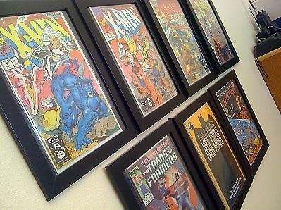 Как оформить интерьер в стиле комиксов