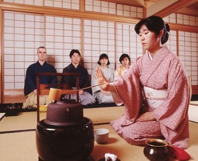Как возникла японская чайная церемония