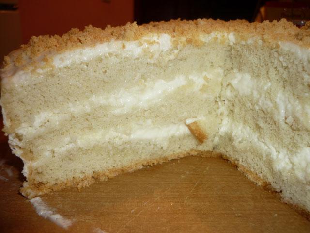 """Как приготовить торт""""всегда удачный"""" в мультиварке"""