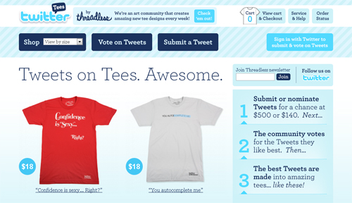 twitter.threadless.com