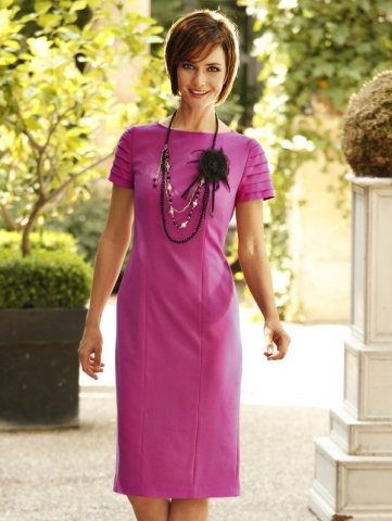 Как выбрать и с чем носить платье-футляр (Часть 1)