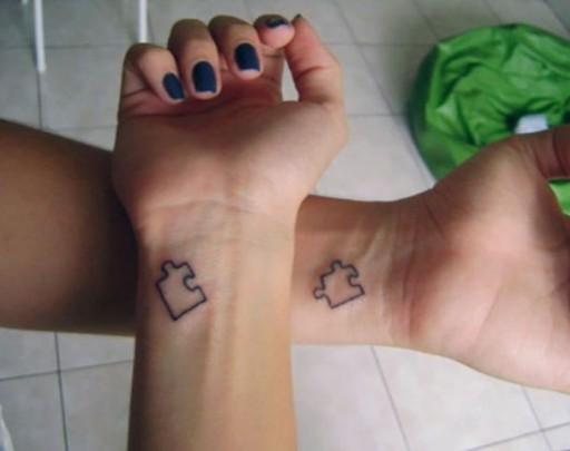 Как выбрать рисунок парной татуировки для влюбленных: больше 40 эффектных идей
