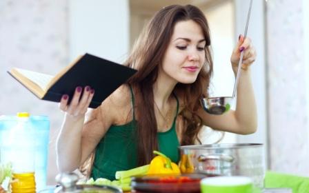 Как научиться готовить с удовольствием