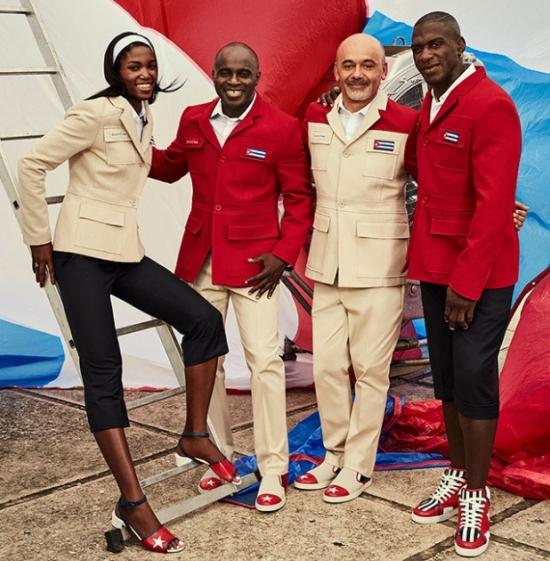 Как и кто создает олимпийскую форму для спортсменов разных стран