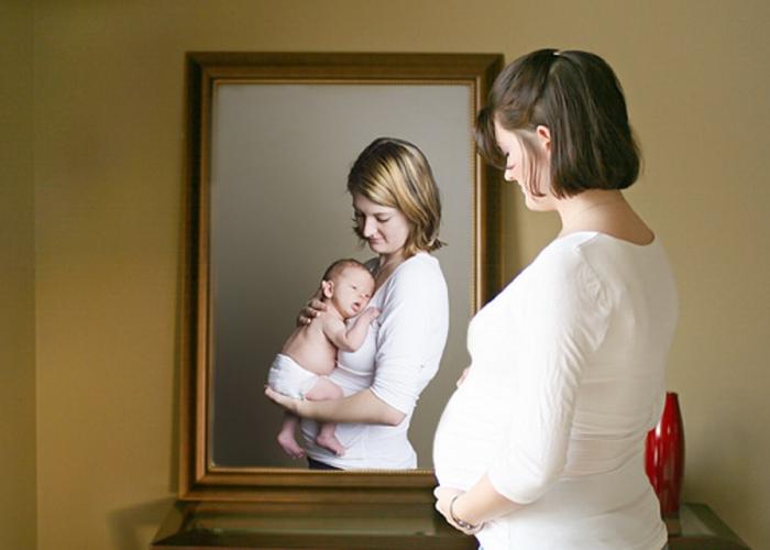 Я стала больше есть беременна