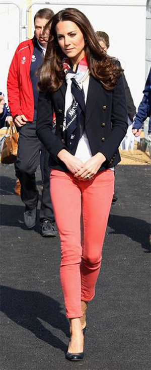 Как одеться в офис по-королевски: пример Кейт Миддлтон