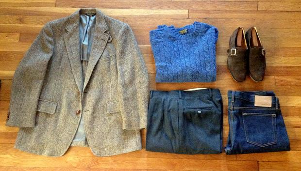 Как выглядят 5 базовых осенних вещей современного мужского гардероба