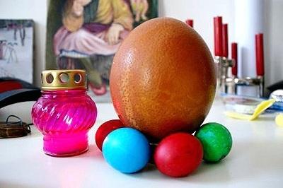 Как красить яйца на Пасху: некоторые хитрости