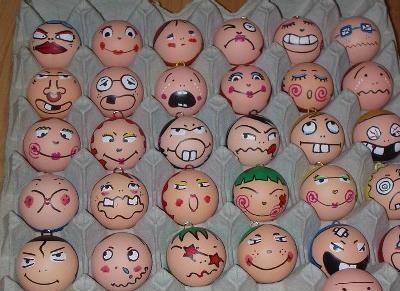 Как сделать яйцо-писанку