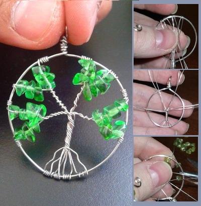 Как сделать дерево жизни