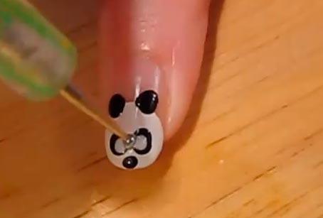 Как сделать нейл-арт с животными