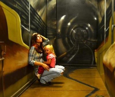 Как выглядят музеи оптических иллюзий в разных странах
