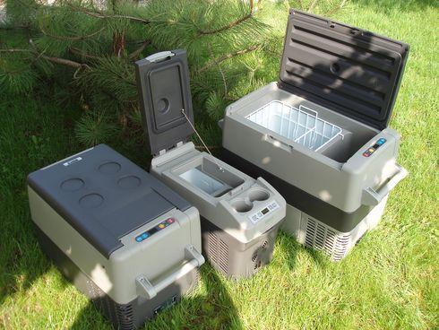 Как выбрать автомобильный холодильник: компрессорный или термоэлектрический