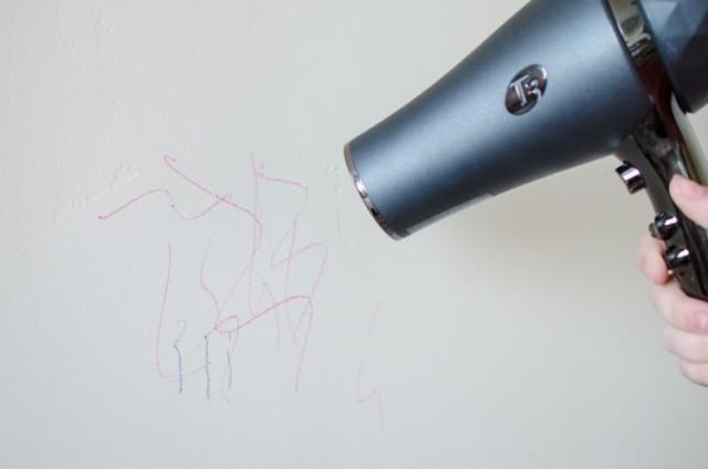 Как найти новое применение фену для волос