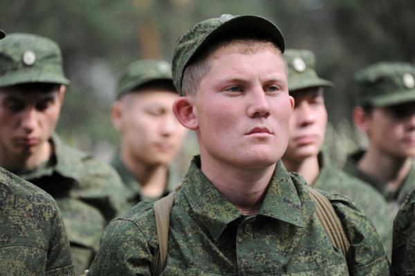 Как подготовить ребенка к армии?