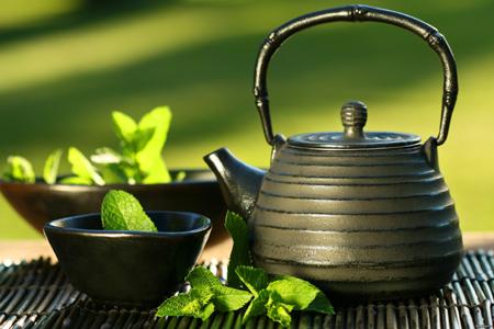 В этот уикенд выпивайте по 500 мл среднекрепкого зеленого чая в сутки