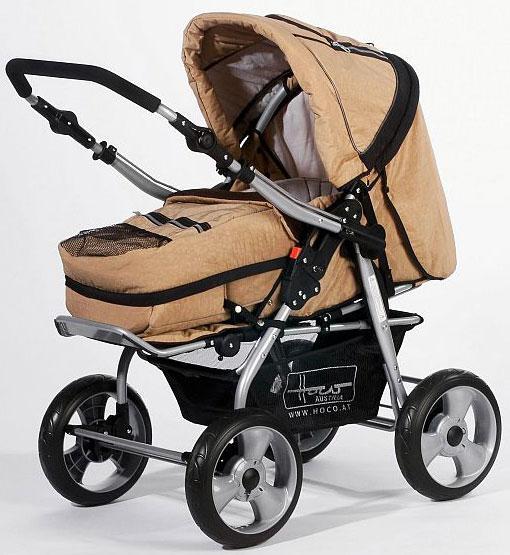 Как выбрать подходящую детскую коляску?