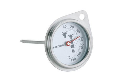 Специальный кулинарный термометр для духовки и мяса