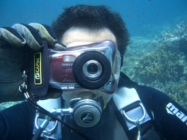 Как создавать подводные фотографии?