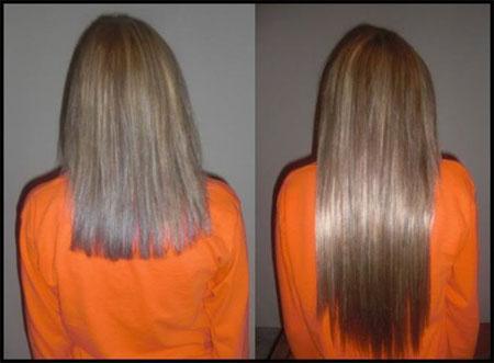 Как вернуть волосам натуральный цвет