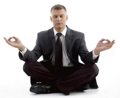 Подумайте о грамотно обставленных медитациях