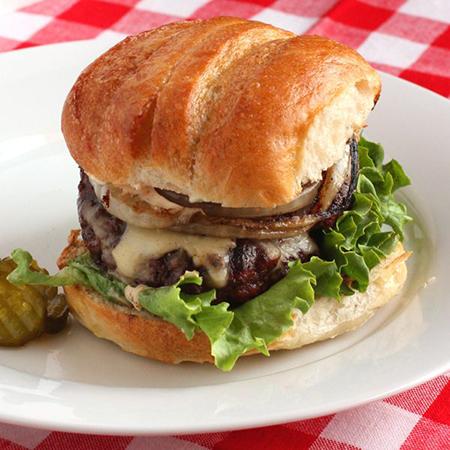 Как приготовить не просто гамбургер
