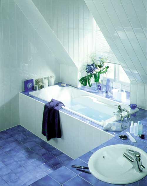 Как сделать интерьер ванной комнаты самостоятельно?