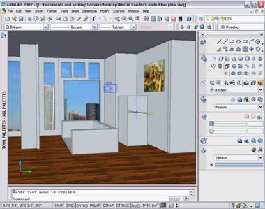Как используются технологии 3d визуализации в обустройстве жилья?