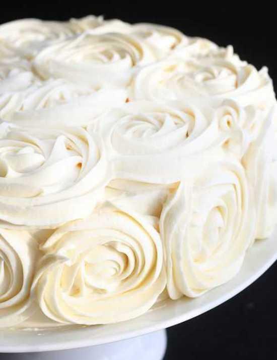 Как красиво украсить праздничный торт (часть 2)