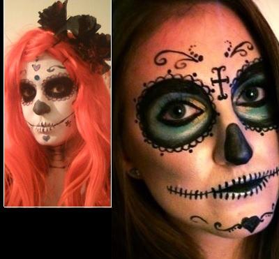 Как сделать костюм на Хэллоуин в мексиканском стиле