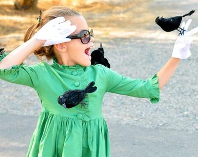 Как сделать костюм на Хэллоуин по мотивам известных фильмов