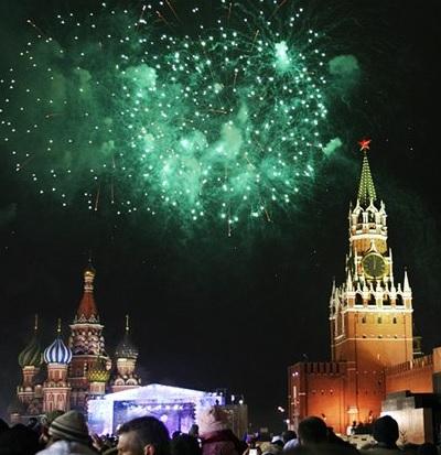 Как отмечали Новый Год в России в прошлых веках