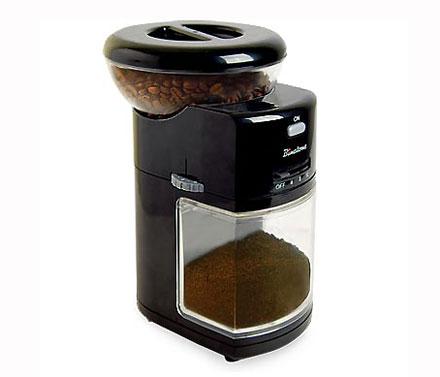 Кофемолка прекрасно справится с измельчением сухого красного перца