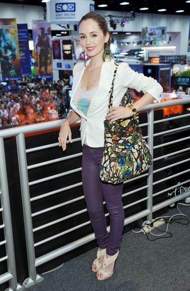 Пурпурные/фиолетовые брюки