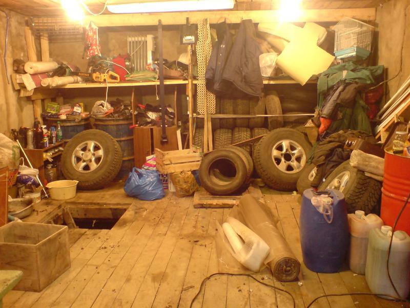 Строю гараж своими руками фото