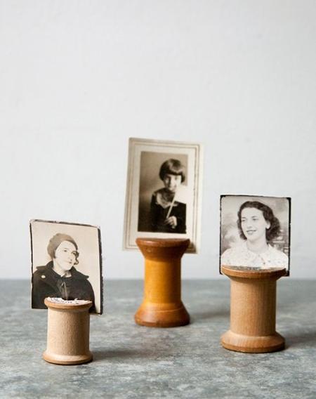Как использовать семейные фотографии в декоре помещения и не только. Часть 1.