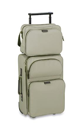 Оптимальная комплектация: дорожная сумка и чемодан
