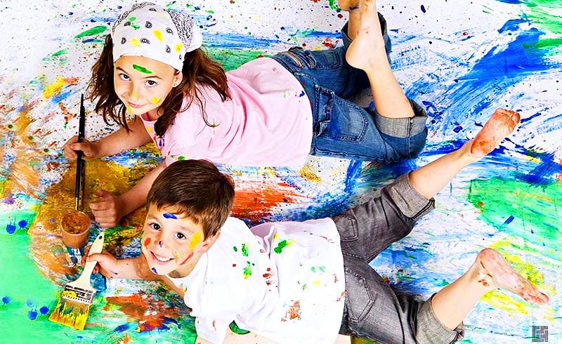 Как использовать самые крутые лайфхаки для творчества с детьми