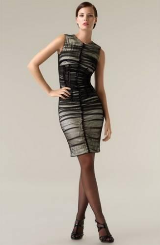 Как выбрать и с чем носить платье-футляр (Часть 2)