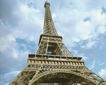 Как строилась Эйфелева башня?