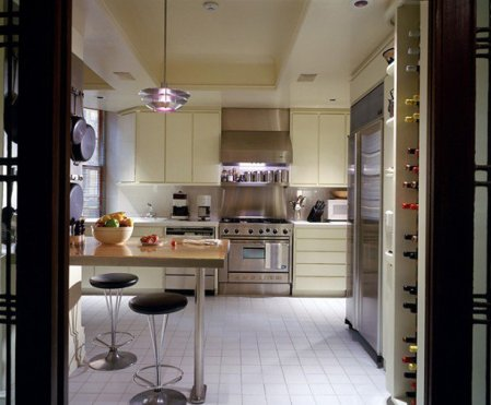 Как живут звезды: апартаменты Мадонны в Нью-Йорке
